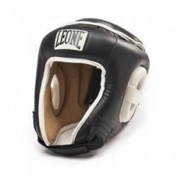 Casque Boxe Leone Combat Noir