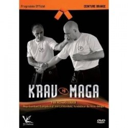 DVD Krav Maga ceinture Orange