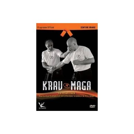 DVD Krav Maga ceinture Orange - Arts Martiaux Lyonnais et Sports de ... 1a81ae0a882