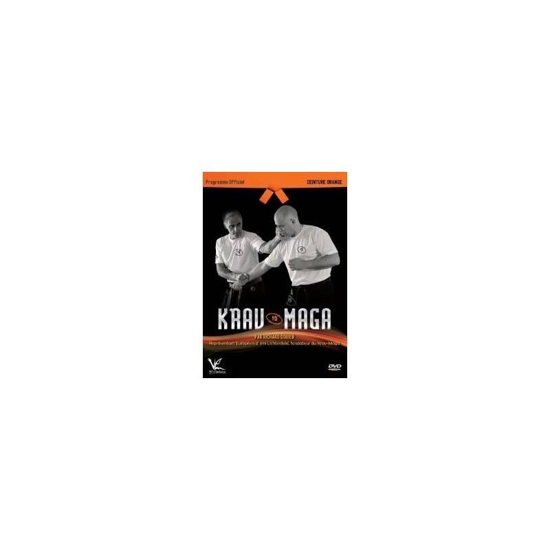 f684dfd17960 DVD Krav Maga ceinture Orange - Arts Martiaux Lyonnais et Sports de ...