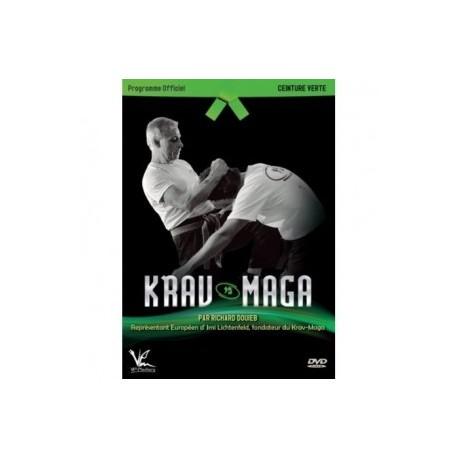 DVD Krav Maga ceinture Verte