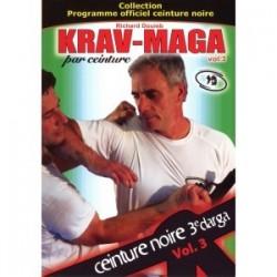 DVD Krav Maga ceinture Noire 3eme Darga
