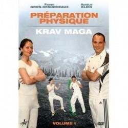 DVD Préparation Physique Krav Maga
