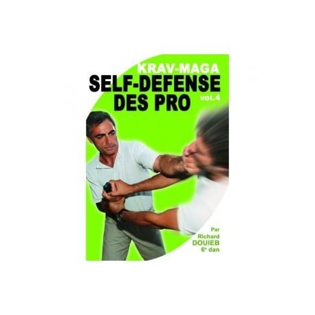 DVD Krav Maga Self-Defense des pro