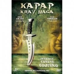 DVD KAPAP Krav Maga