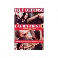 DVD self defense Ladies First penchak silat