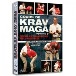 DVD cours de Krav-Maga volume 6