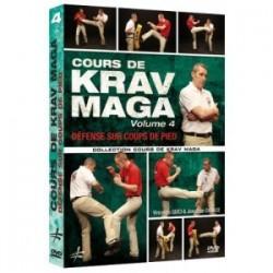 DVD cours de Krav-Maga volume 4