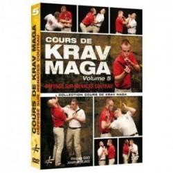 DVD cours de Krav-Maga volume 5