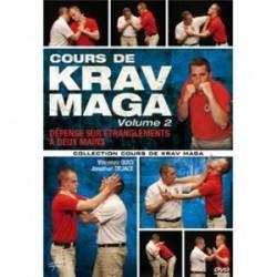 DVD cours de Krav-Maga volume 2