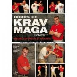 DVD cours de Krav-Maga volume 1