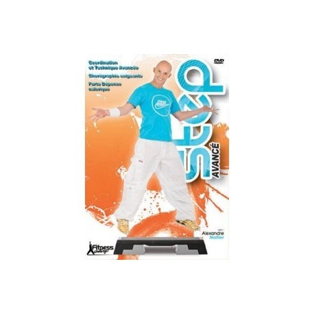 DVD STEP AVANCE