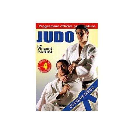 DVD Judo ceinture bleu