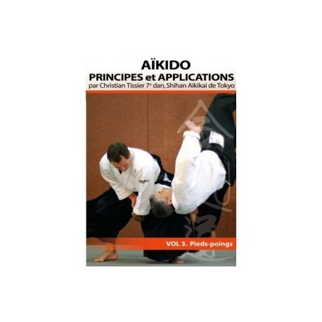 DVD Aikido Principe et Applications