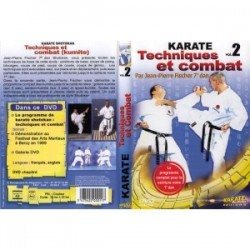 dvd  karate technique et combat vol2